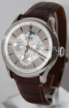 Oris Artelier Complication 581 7592 40 51 LS