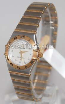 Omega Constellation Mesdames Mini 1262.75.00