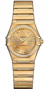 Omega Constellation Ladies Small 111.55.26.60.58.001