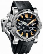 Graham Chronofighter Oversize Diver and Diver Date 20VES.B02B.K10B