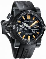 Graham Chronofighter Oversize Diver and Diver Date 20VEZ.B02B.K10B