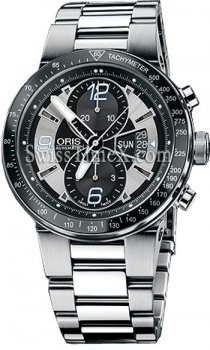 Oris Williams F1 Equipo Cronógrafo 679 7614 41 74 MB