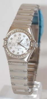 Omega Constellation Ladies Mini 1460.75.00