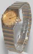 Omega Constellation Ladies Small 1272.10.00