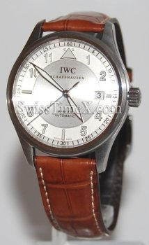 Les pilotes IWC Spitfire Watch IW325502