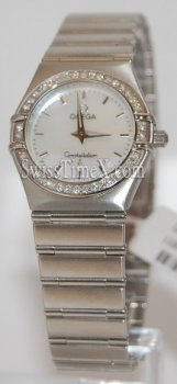 Omega Constellation Ladies Small 1476.71.00
