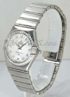 Ladies Omega Constellation Small 111.15.26.60.55.001
