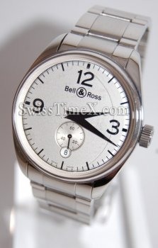 Bell and Ross Vintage 123 Geneva White