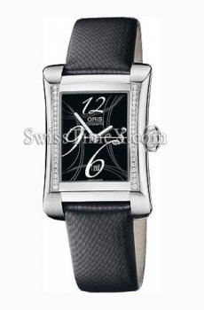 Miles Oris Diamonds Rectangular 561 7621 49 64 LS