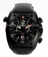 Bell and Ross BR02 Chronograph Carbon