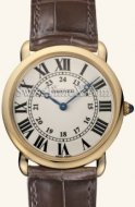 Cartier W6800251 individuel Ronde