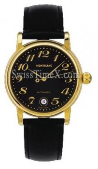 Mont Blanc Star Gilt 18228
