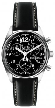 Bell and Ross Vintage 120 Black