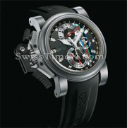 Chronofighter Graham defensor Oversize Titanium