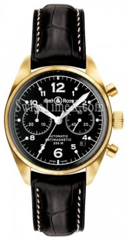 Bell et Ross Vintage 126 Black Gold