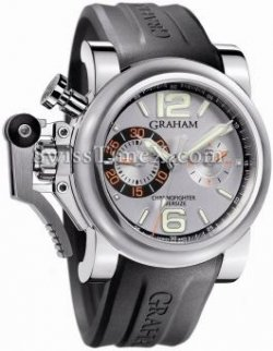 Graham 2OVAS.S01A.K10B Chronofighter Oversize