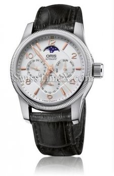 Complication Oris Big Crown 581 7627 40 61 LS