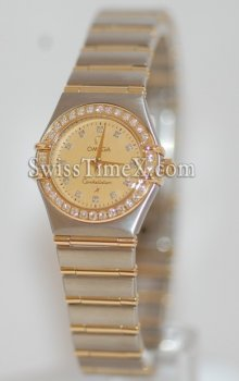 Omega Constellation Mini Ladies 1267.15.00