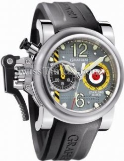 Graham Chronofighter Oversize 2OVAS.G01A.K10B