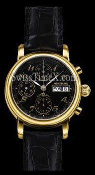 Gilt Mont Blanc Star MP08459