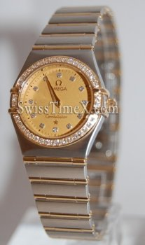 Mesdames Omega Constellation petites 1277.15.00