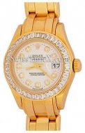 Pearlmaster Rolex 80308 BRIL