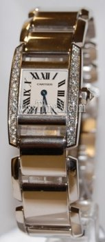 Cartier Tankissime WE70069H
