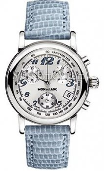 Mont Blanc Star Steel 101636