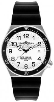 Bell & Ross Collection Professional Typ Marine White