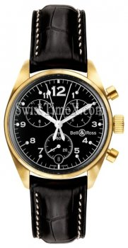 Bell et Ross Vintage 120 Black Gold