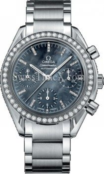 Ladies Omega Speedmaster 3535.76.00