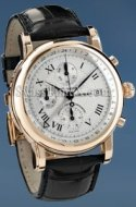Mont Blanc Star Gold Platinum 36038