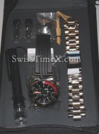Oris TT1 Divers 649 7541 7164 SET