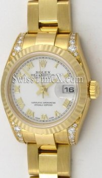 Lady Rolex Datejust 179238