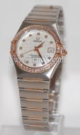 Ladies Omega Constellation 1398.75.00