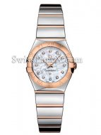 Ladies Omega Constellation 123.20.24.60.55.003