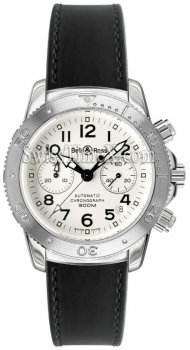 Bell et Ross Diver Collection Classic 300 blanc