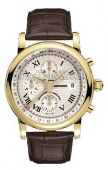 Mont Blanc Star Gold 102345