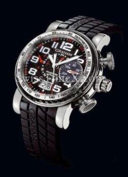 e381283764b Desconto relógios de luxo   Graham Silverstone Grand 2GSIUS.B05A ...