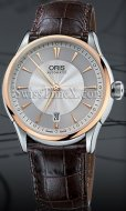 Oris Artelier Data 733 7591 63 51 LS