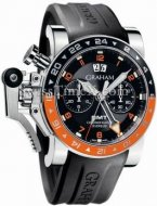 Graham Chronofighter Oversize Big 2OVASGMT.B01A.K10B GMT Data