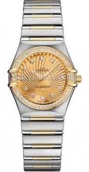 Omega Constellation Ladies Small 111.25.26.60.58.001