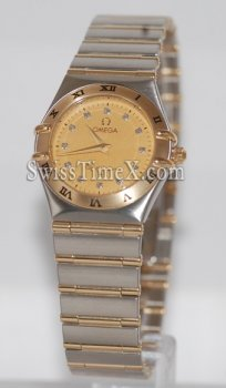 Omega Constellation Ladies Small 1272.15.00