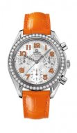 Ladies Omega Speedmaster 3835.78.38