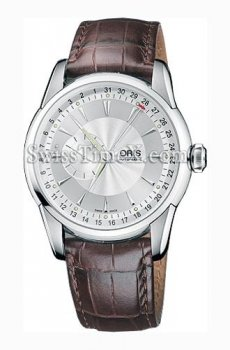 Oris Artelier Data Pointer 644 7597 40 51 LS