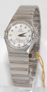 Ladies Omega Constellation Small 1458.75.00