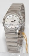 Omega Constellation Ladies Small 1458.75.00
