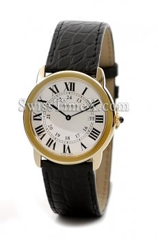 Cartier W6700455 individuel Ronde