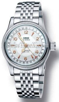 Oris Big Crown Pointer Date 754 7543 40 61 MB
