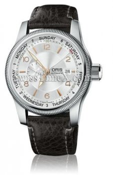 Oris Pointer Date Big Couronne 645 7629 40 61 LS
